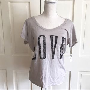 NWT - 'love' Tee shirt from Express